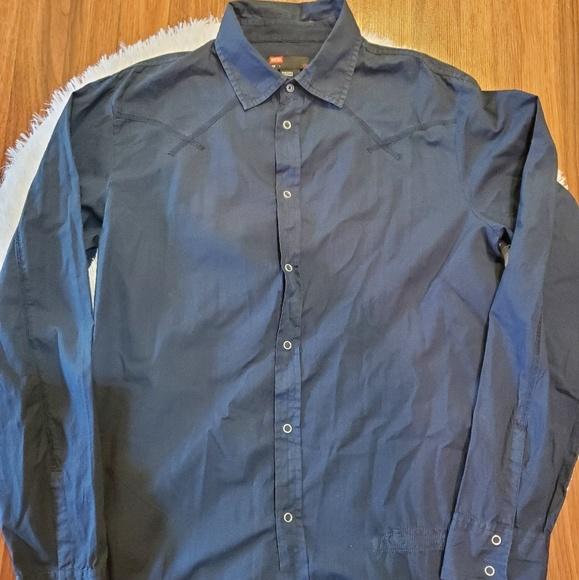 Diesel Other - diesel men's dress shirt